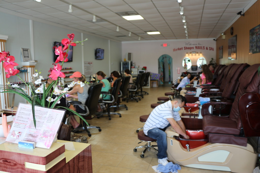 Market Shops Nails & Spa