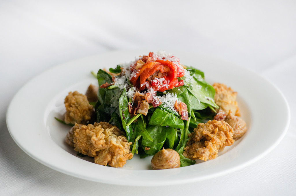 Oyster Salad