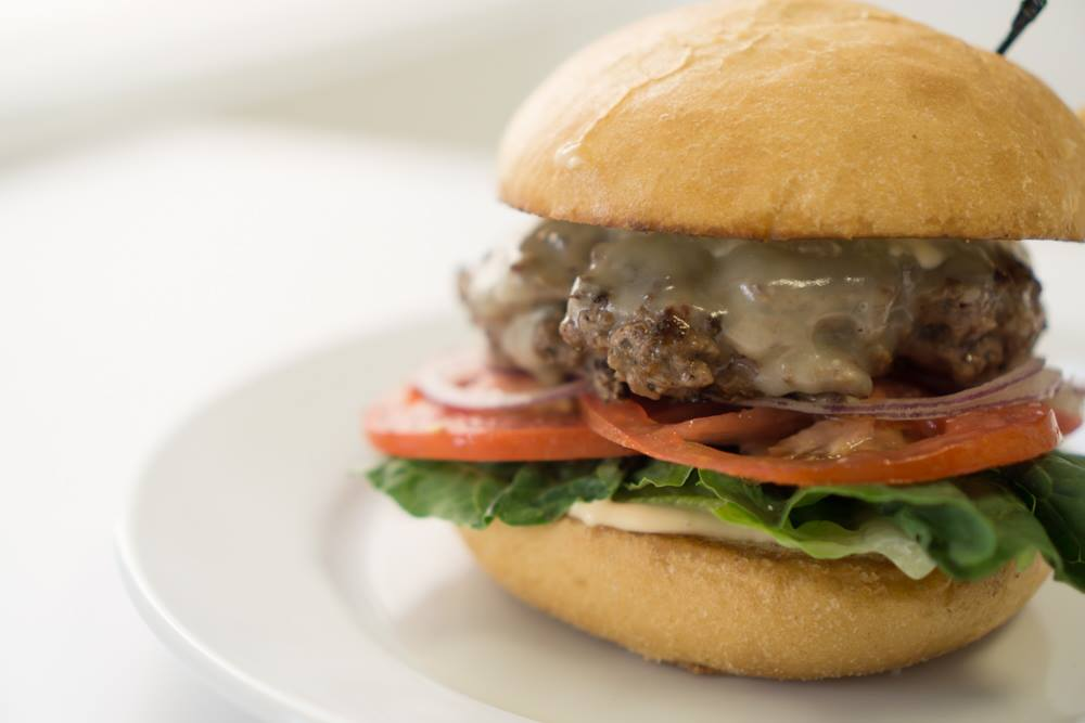 Grassfed Beef Burger