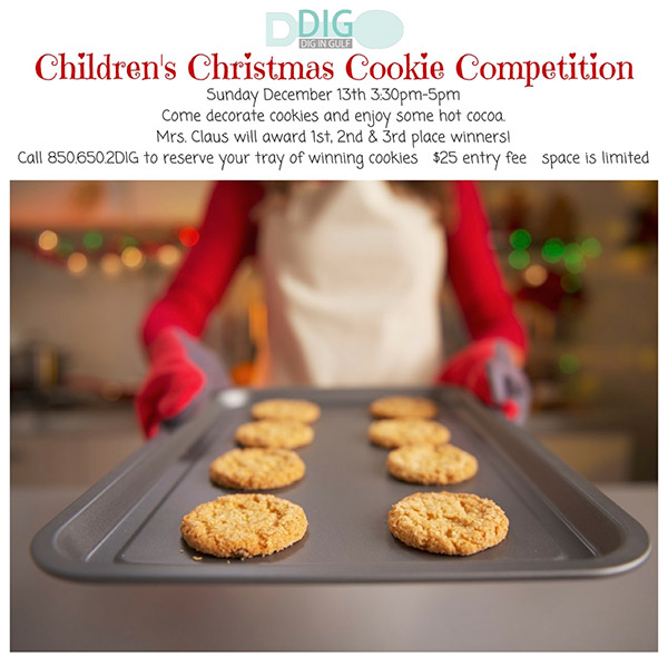 Dig Eatery Children S Christmas Cookie Competition The Market