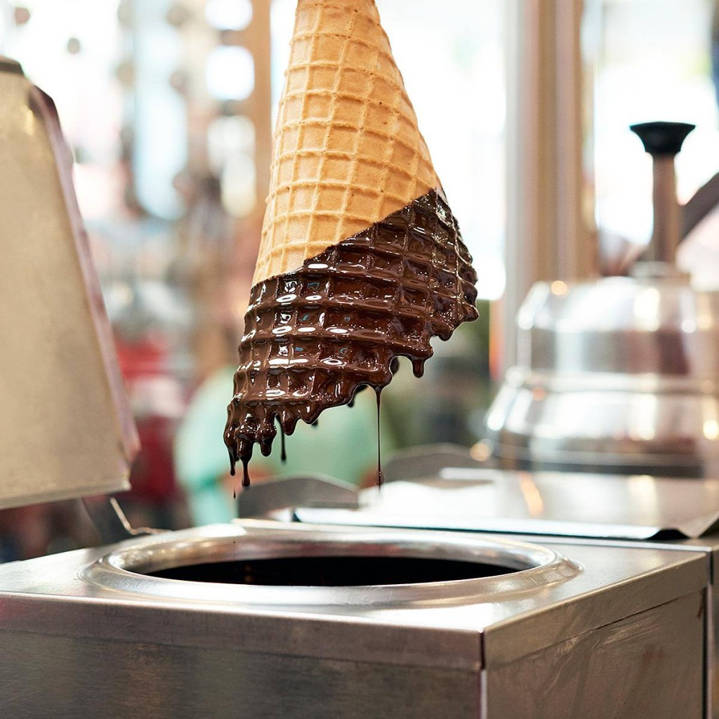 Hand Dipped Cones