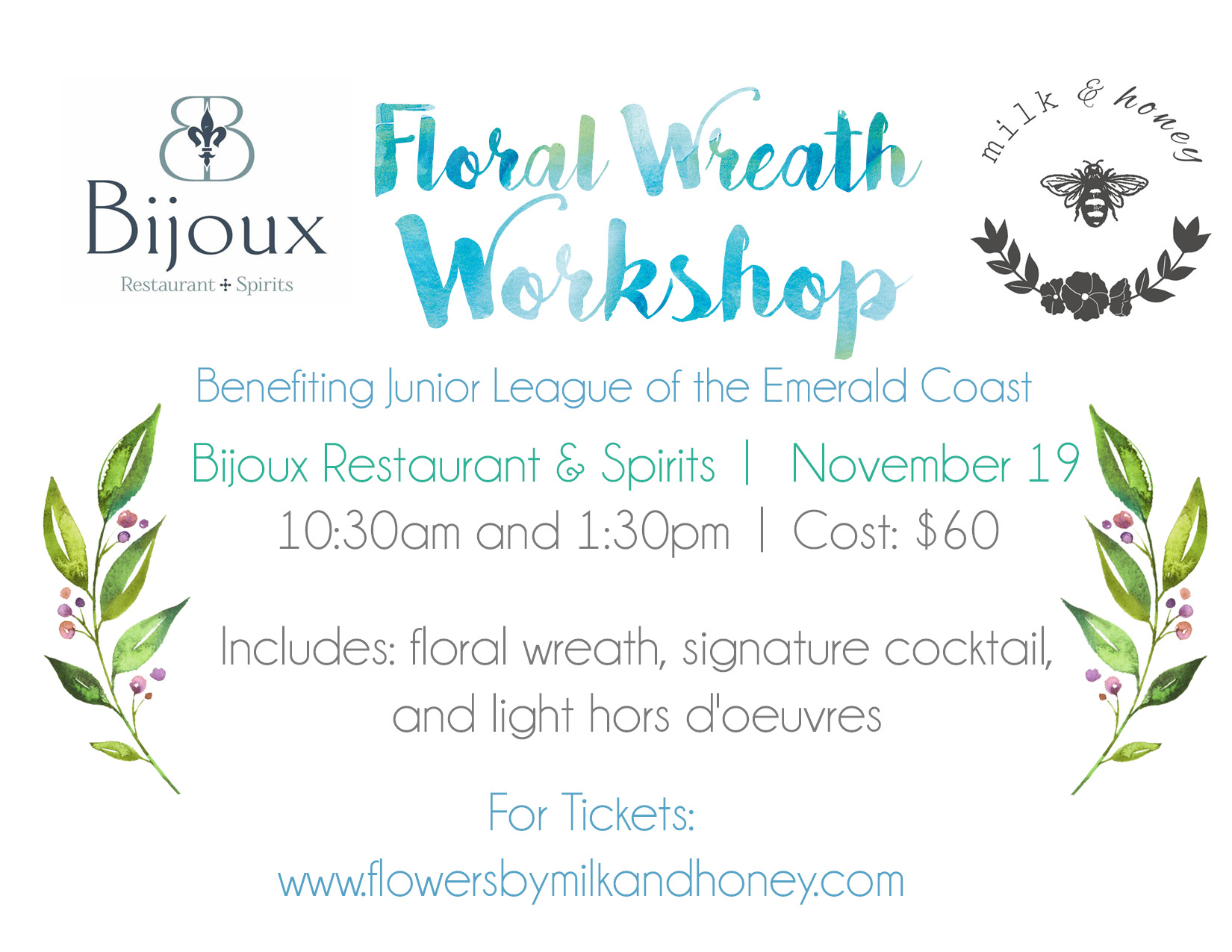 FloralWreathWorkshop