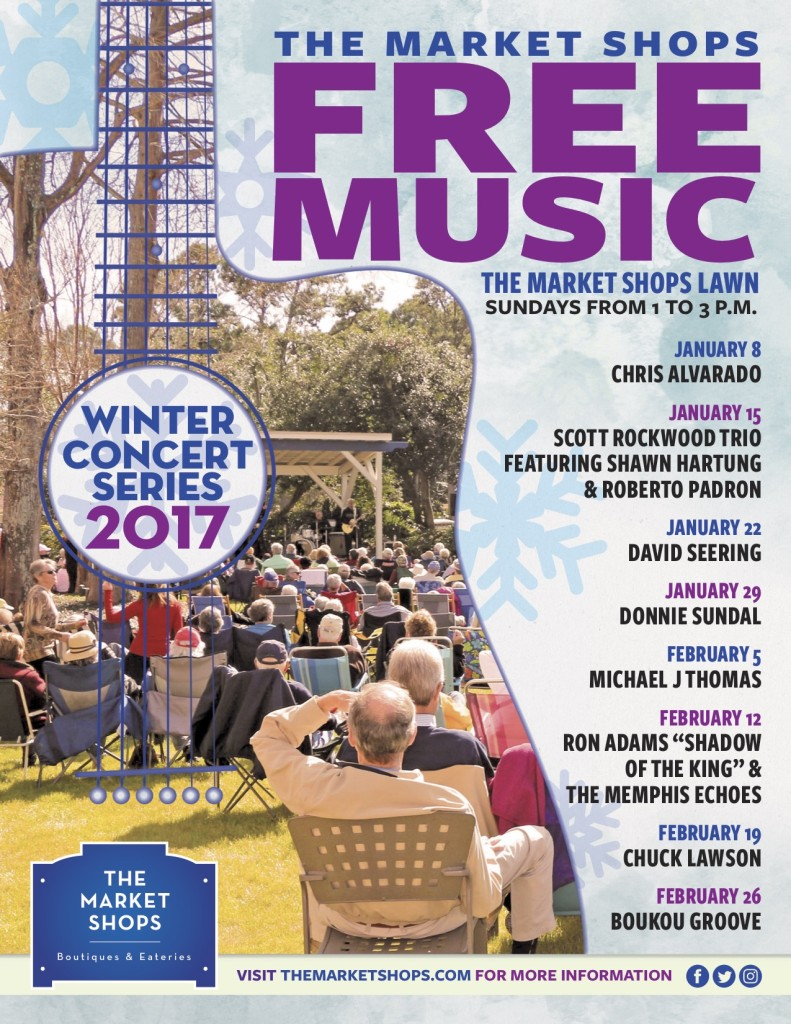 Winter Concert Series 2017