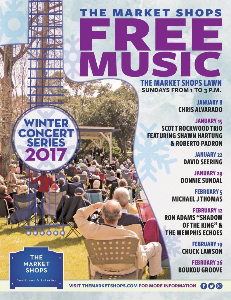 Winter Concert Series 2017