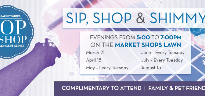 Pop & Shop Concert Series