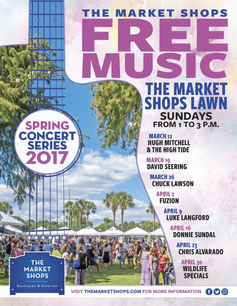 Spring Concert Series 2017