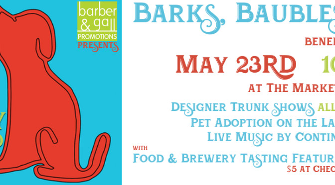 Barks, Baubles & Brews