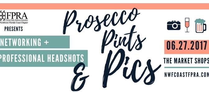 Prosecco, Pints & Pics
