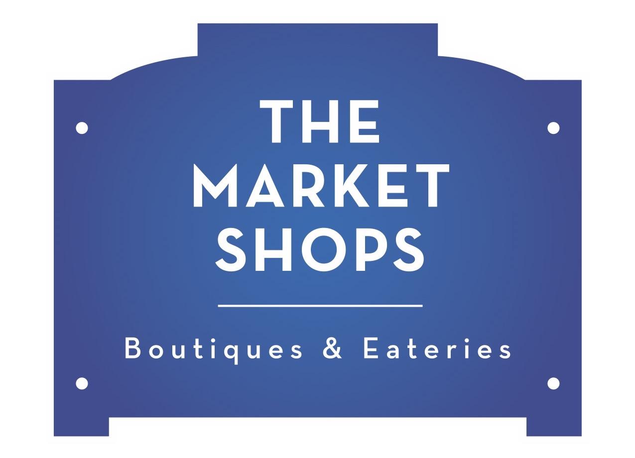Logo for the Market Shops in Sandestin, Florida.