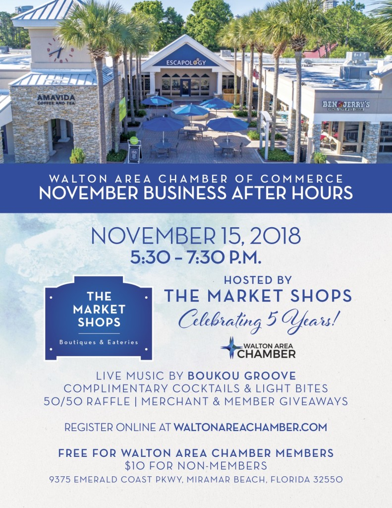 TMSBusiness After Hours Flyer 2018