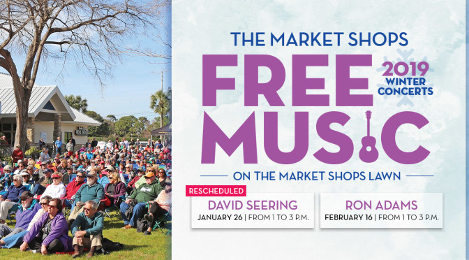 The Market Shops Presents Free 2019 Winter Concerts