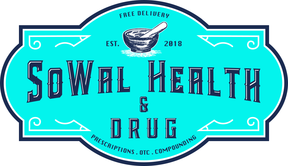 SoWal Health & Drug Logo
